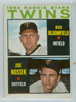 1964 Topps Baseball 532 Twins Rookies High Number Excellent