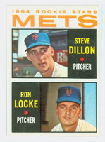 1964 Topps Baseball 556 Mets Rookies High Number Near-Mint