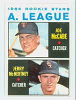 1964 Topps Baseball 564 AL Rookies High Number Excellent