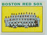 1964 Topps Baseball 579 Red Sox Team High Number Excellent to Mint