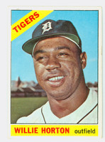 1966 Topps Baseball 20 Willie Horton Detroit Tigers Good