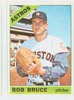 1966 Topps Baseball 64 Bob Bruce Houston Astros Excellent
