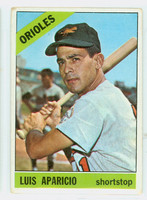 1966 Topps Baseball 90 Luis Aparicio Baltimore Orioles Very Good