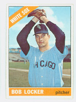 1966 Topps Baseball 374 Bob Locker Chicago White Sox Excellent to Mint