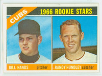1966 Topps Baseball 392 Cubs Rookies Excellent