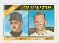 1966 Topps Baseball 392 Cubs Rookies Excellent to Mint