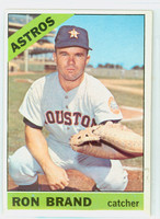1966 Topps Baseball 394 Ron Brand Houston Astros Excellent to Excellent Plus