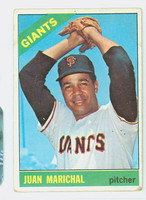 1966 Topps Baseball 420 Juan Marichal San Francisco Giants Very Good