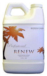 RENEW Exfoliator & Sunless Prep Solution, 1/2 Gallon