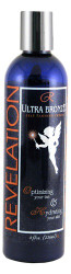 REVELATION - ULTRA BRONZE Self Tan -Skin Nourishing Lotion with Ecocert Approved Bronzers, 8oz