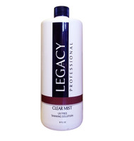 LEGACY CLEARMIST Tanning Solution, 8oz - sample size