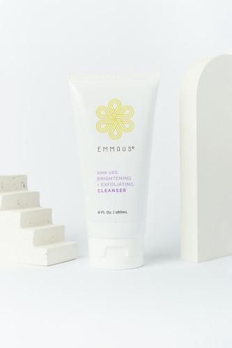 AHA 10% Brightening + Exfoliating Cleanser