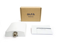 Alfa APA-L2410 2.4 GHz 10 dBi Directional Panel Antenna for Camp Pro 2, Tube, Bullet