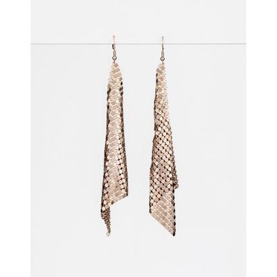 Stella & Gemma - Choco Glomesh Earrings