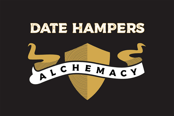 Alchemacy Date Hampers (With Alcohol)