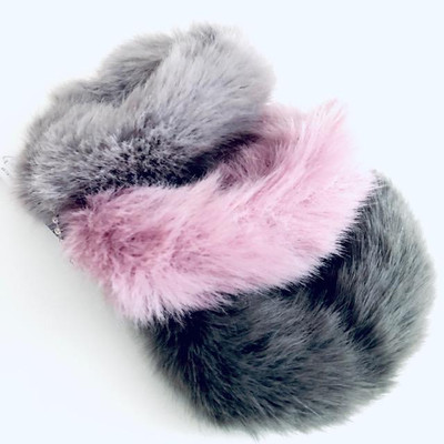 Queen Of The Foxes Scrunchies - Set of 3 (Faux Fur)