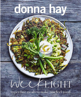Donna Hay Week Light Cookbook