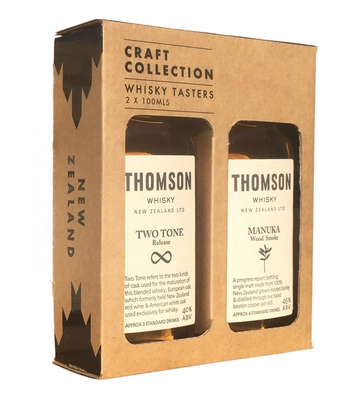 Thomson Craft Collection Whisky Taster Set