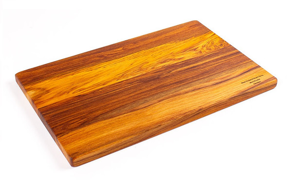 Willow and Wolfe Heart Rimu Cheese / Chopping Board