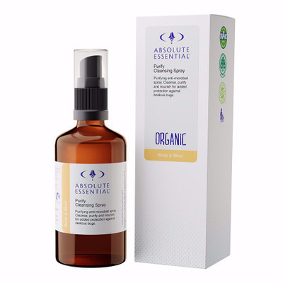 Absolute Essential Organic Purify Cleansing Spray