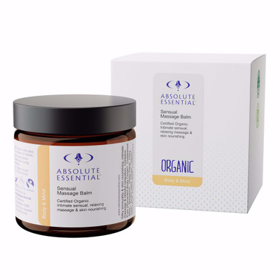 Absolute Essential Organic Sensual Massage Balm