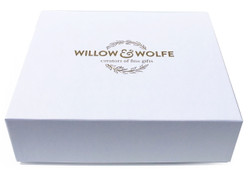 White Wine Gift BoxNZ | Willow and Wolfe | Sassy Sav Wine Gift Hamper