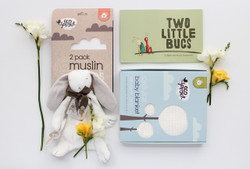 Baby Gift Basket NZ | Willow and Wolfe | Snug As A Bug Gift Hamper