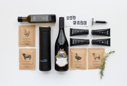 Gift Basket NZ | Willow and Wolfe | He's Got It All Men's Gift Hamper