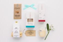 Gift Basket NZ | Willow & Wolfe | Box Of Treats Gift Hamper