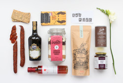 Gift Basket NZ | Willow & Wolfe | A Bit Of Everything Gift Hamper