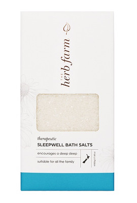 The Herb Farm Therapeutic Sleepwell Bath Salts