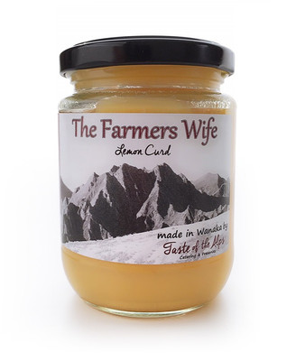 Taste Of The Alps Lemon Curd
