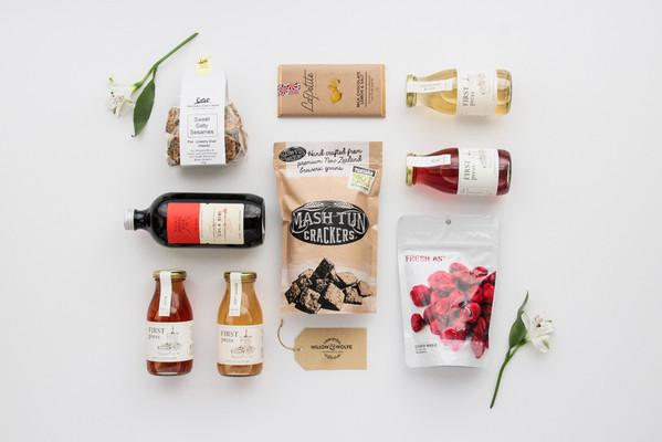 Gift Basket NZ | Willow & Wolfe | Designated Driver Gift Hamper