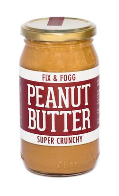 Fix & Fogg Peanut Butter - Super Crunchy