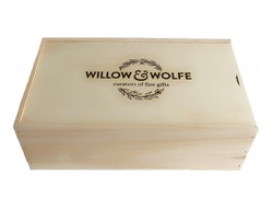 Gift Box NZ | Willow & Wolfe | Cheesy Gift Hamper