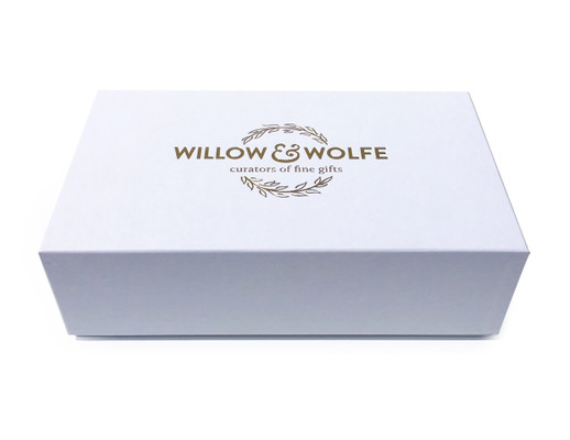 White Linen Box including delivery