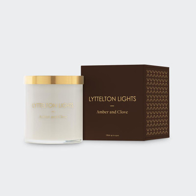 Lyttelton Lights Luxury Soy Candle - Medium