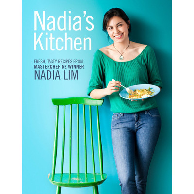 Nadia's Kitchen Cookbook