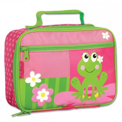 Stephen Joseph Canvas Lunch Box (Frog)