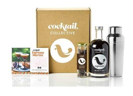 Cocktail Collective Espresso Martini Set
