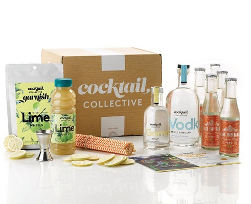 Cocktail Collective Moscow Mule Box Set