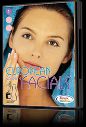 dvd European Facials, Vol. 1