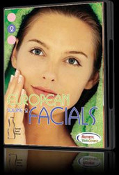 dvd European Facials, Vol. 2