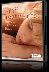 dvd Paraffin Treatments: Hands, Feet & Back