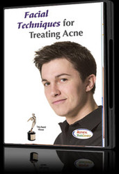 dvd Facial Techniques for Treating Acne