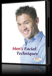 dvd Men's Facial Techniques