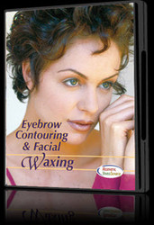 dvd Eyebrow Contouring & Facial Waxing