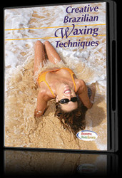 dvd Creative Brazilian Waxing Techniques