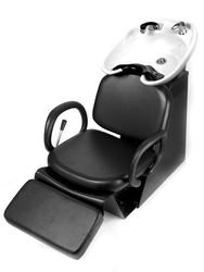 Pibbs Loop Shampoo Chair 5274LW with Foot Rest