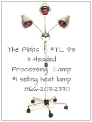Pibbs 3 Head Processing Lamp